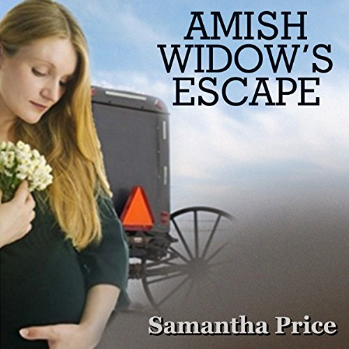 Amish Widows Escape audiobook cover art