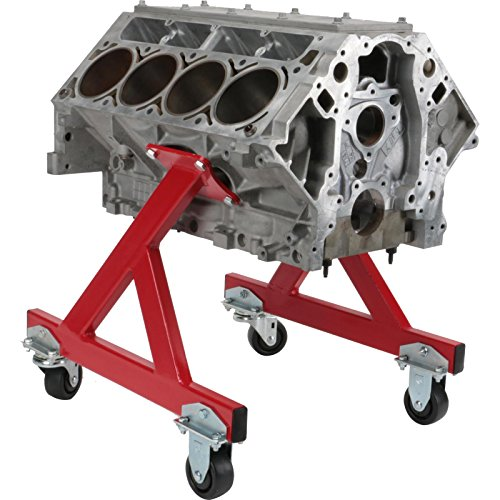 GM Chevy V8 LSx Rolling Engine Storage Stand