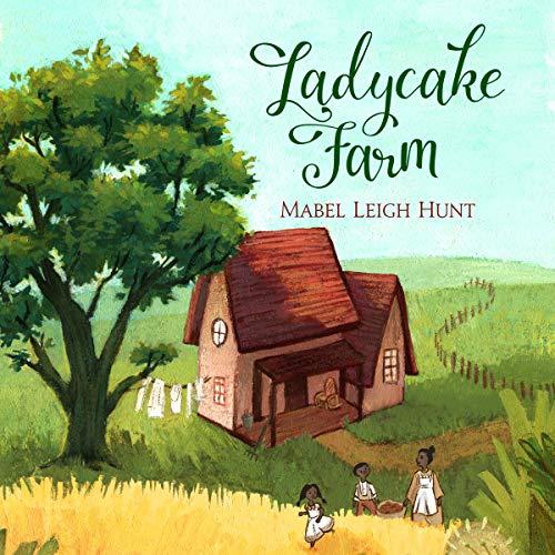 『Ladycake Farm』のカバーアート
