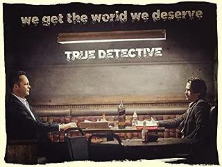 True Detective Vintage Art Ray Velcoro Frank Semyon Season 2 TV Series 32x24 Poster Print