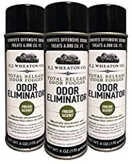 NEUTRALIZES ON CONTACT: Powerful professional strength formula effectively deodorizes and eliminates foul odors on contact. Leaves behind a fresh, clean scent. MADE FOR STUBBORN ODORS: Removes offensive odors from caused by smoke, fire, enzymatic was...