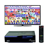 Catvision Set Top Box MPEG 4 HD (Non WiFi) to Watch DD FreeDish 107 Channels Free