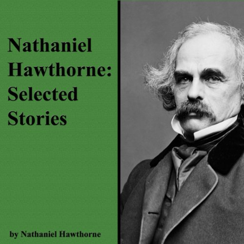 Nathaniel Hawthorne audiobook cover art