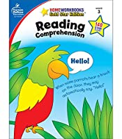 Reading Comprehension (Home Workbooks Gold Star Edition, Grade 3)
