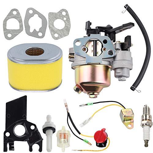 Kuupo GX 200 GX 160 Vergaser Luftfilter Zündkerze Kit für Honda GX140 GX160 GX168 GX168F GX200 5HP 5.5HP 6.5HP Generator Harbor Fight Predator 6.5PS 212cc Go Kart OHV Motor 69727 68120 69730