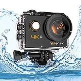 Yolansin 4K Action Camera 20MP 4...