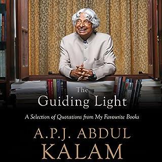 The Guiding Light audiobook cover art