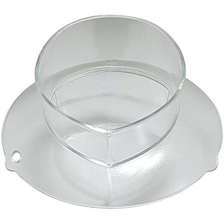 Gobelet doseur pour couvercle de robot de cuisine Thermomix® TM5/TM6 Pièce de rechange Accessoire