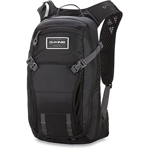 Dakine Drafter 10Liter Mountain Biking Hydration Backpack, Black