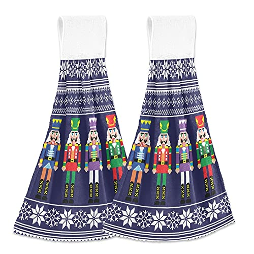 Top 10 Best Selling List for nutcracker christmas kitchen towels