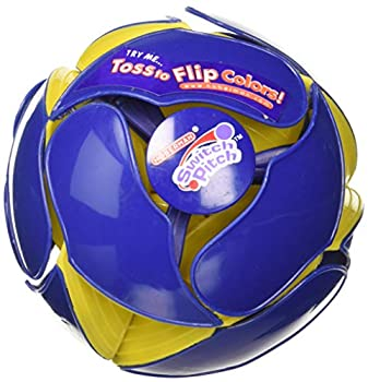 Hoberman Switch Pitch Ball-1 Pack  Colors and Styles May Vary