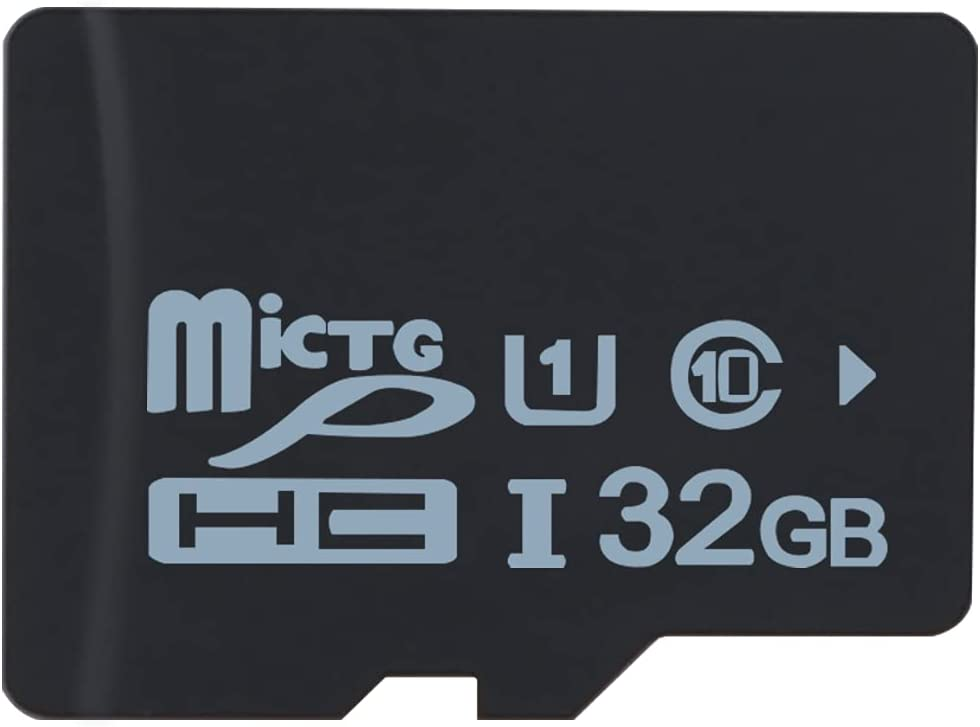 TF Memory Card 32GB Micro SD HC Class 10 TF Flash Memory Card for Phone Camera Computer-Update