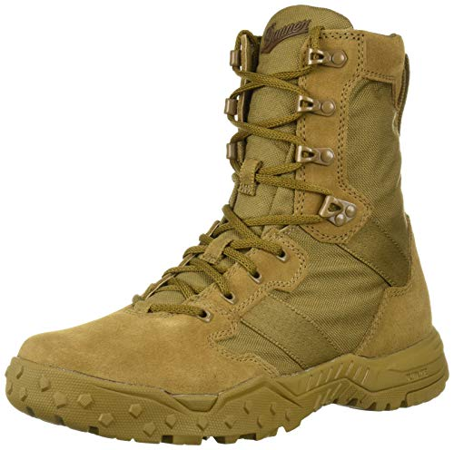 Danner Men's Scorch Military and Tactical Boot, Coyote, 9 D US