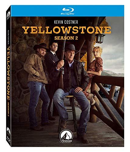Yellowstone: Season Two (Domestic) [Blu-ray]