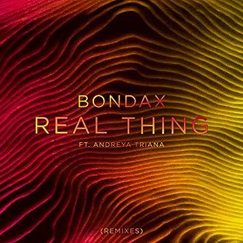 Real Thing (Remixes)