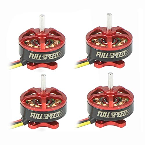 FullSpeed FSD Motores sin escobillas 1103 11000KV para TinyLeader HD Brushless Whoop FPV Racing Drone Quadcopter