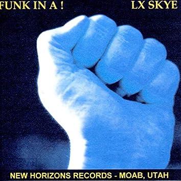 Funk in A!