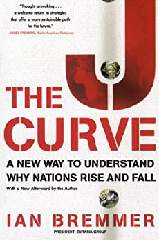 The J Curve: A New Way to Understand Why Nations Rise and Fall by [Ian Bremmer]