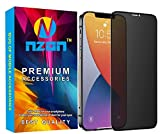 ?? PRIVACY?nzon Privacy Screen Protector keeps your personal, private, and sensitive information hidden from strangers. Block views from the left and right side within 45 degree. Screen is only visible to persons directly in front of screen. ??FULL C...
