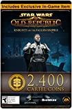 Star Wars: The Old Republic - 2400 Cartel Coins + Exclusive Item [Online Game...