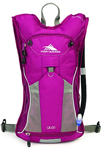 High Sierra Propel Hydration Pack, Boysenberry/Ash, 2-Liter