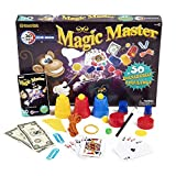 primebabe Magic Kit Easy Magic Tricks for Children - Learn Over 50 Spectacular Tricks with This Magic Set - Ideal for...