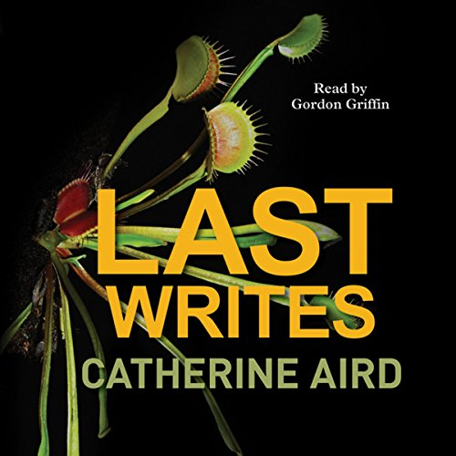 Last Writes audiobook cover art