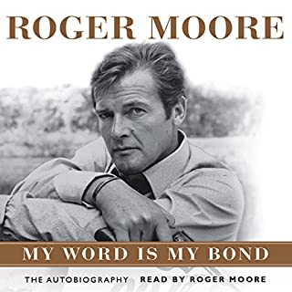 Roger Moore cover art