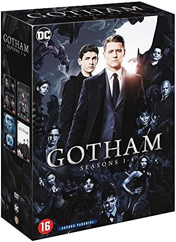 Gotham - Saisons 1 à 4 [DVD]