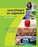 High School Version for Everything's an Argument with Readings