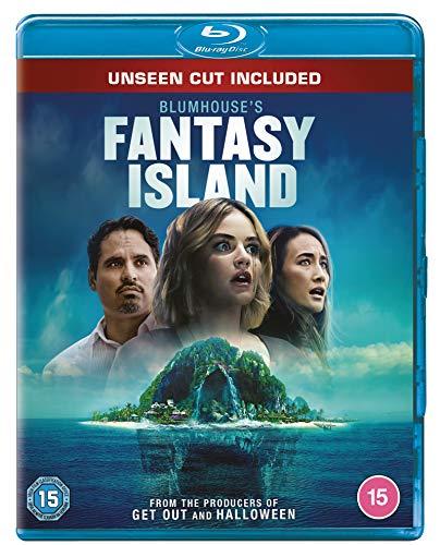 Blumhouse's Fantasy Island [Blu-ray] [UK Import]