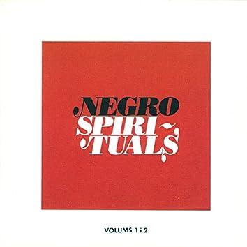 Negro Spirituals (Volum 1 I 2)