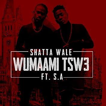 Wumaami Tsw3 (feat. S.A)