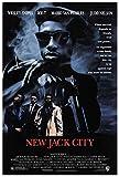 New Jack City Poster Movie (27 x 40 Inches - 69cm x 102cm) (1991)