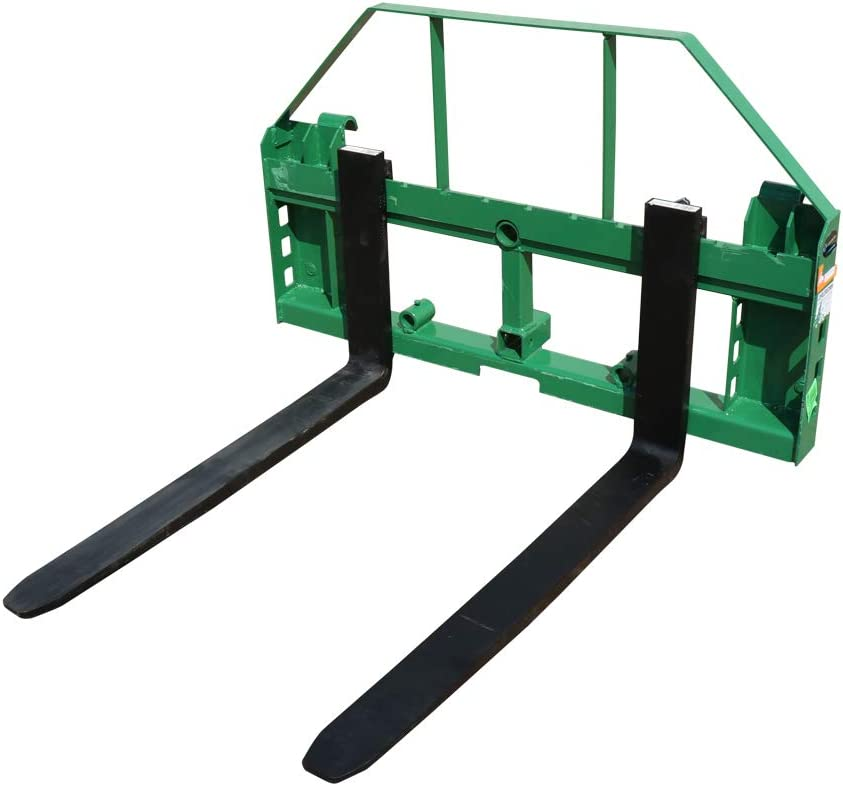 Titan Sales results No. 1 Attachments Pallet Limited price sale Fork Frame with Loaders John fits Deere