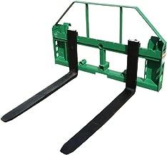 Titan Pallet Fork Frame | Fits John Deere | 2