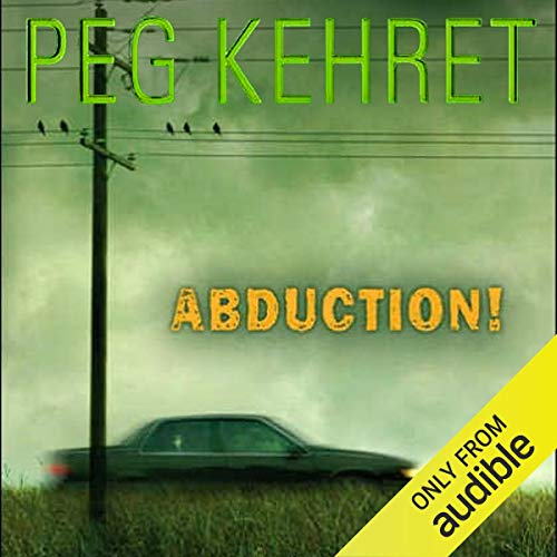 Abduction! audiobook cover art