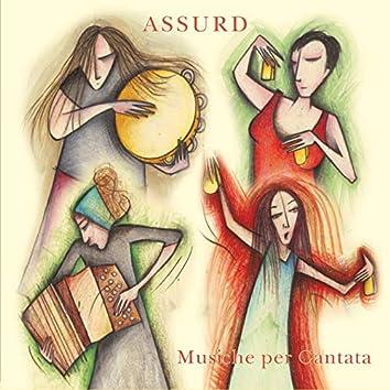 Musiche per Cantata