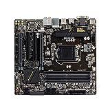 Diecast master ATX-Placa Base Fit For GIGABYTE GA-B150M-D3H Placa Base B150M-D3H B150 Socket LGA 1151 DDR4 USB3.0 SATA3 PCI-E3.0 Placa Base de computadora