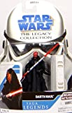 Star Wars Clone Wars Saga Legends Action Figure SL No. 14 Darth Maul (style and colors may vary)