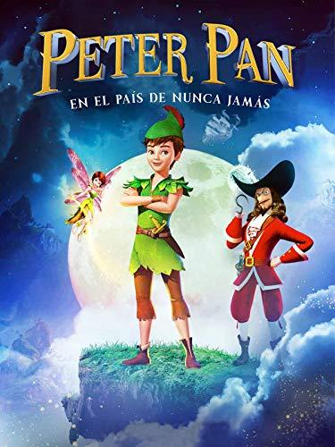 Peter Pan en el país de Nunca Jamás