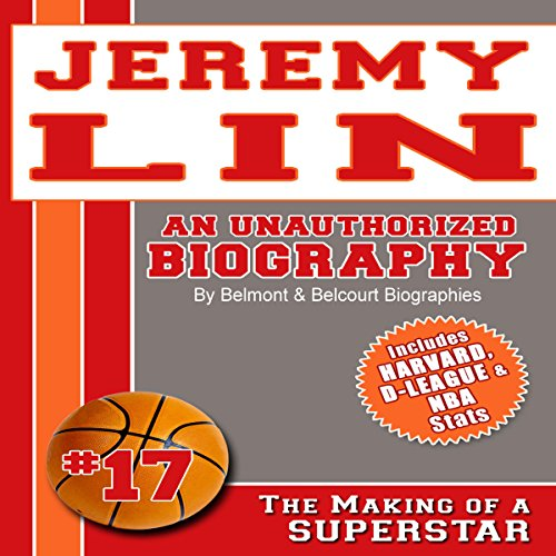 Jeremy Lin: An Unauthorized Biography audiobook cover art