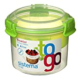 Sistema Breakfast To Go, 530 ml, grün 25355