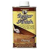 Howard Products RF9008 Restor-A-Finish, 8 oz, Cherry, 8 Fluid Ounces