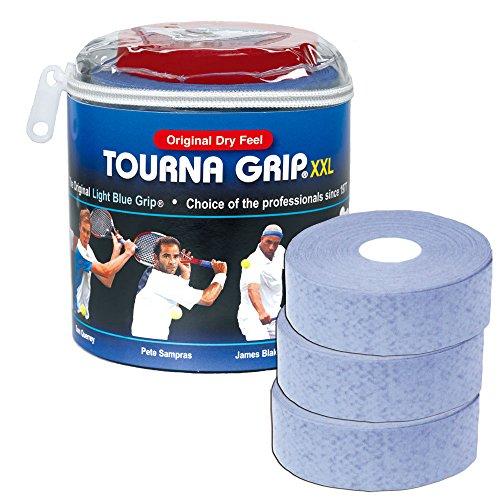 Tourna Grip XXL Original Dry Feel Tennis-Griffe, 30 Stück pro Rolle