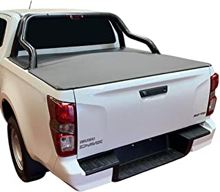 Clip On Ute Tonneau Cover to fit New Isuzu D-Max Dual Cab with Sports Bars - September 2020 to Current