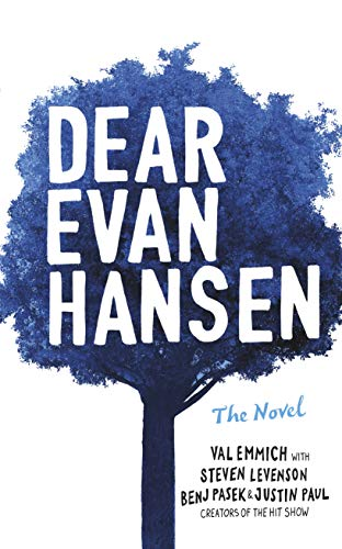 Book's Cover of Dear Evan Hansen (English Edition) Versión Kindle