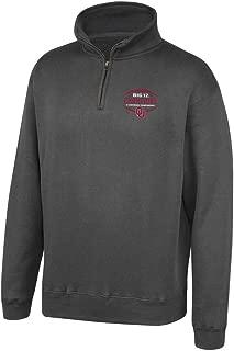 Elite Fan Shop 2018 NCAA Conference Champs Cotton QuarterZip