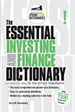 The Essential Investing and Finance Dictionary (Sphinx Dictionaries)