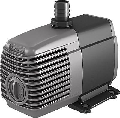 Hydrofarm AAPW550 550-GPH Active Aqua Submersible Pump, 550 GPH